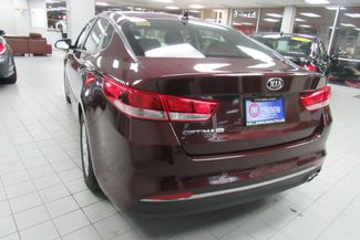 2017 Kia Optima LX W/BACK UP CAM Chicago, Illinois 4