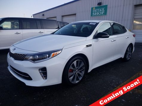 2017 Kia Optima SX in Cleveland, Ohio