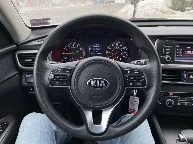 2017 Kia Optima LX  in Bangor, ME
