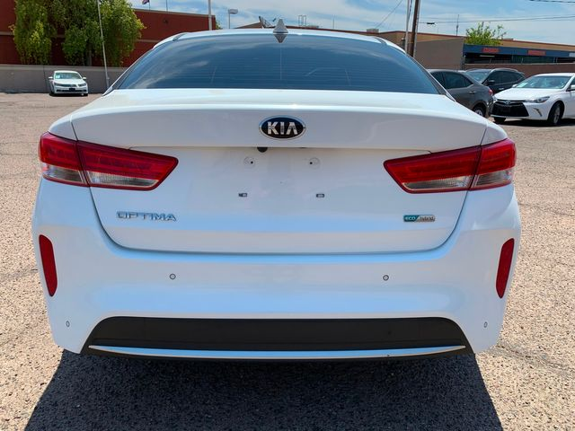 2017 Kia Optima Hybrid FULL MANUFACTURER WARRANTY Mesa, Arizona 3