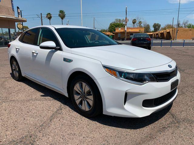 2017 Kia Optima Hybrid FULL MANUFACTURER WARRANTY Mesa, Arizona 6