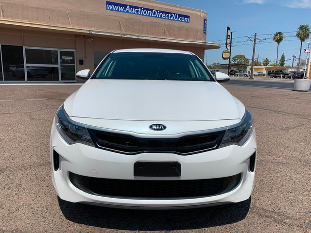 2017 Kia Optima Hybrid FULL MANUFACTURER WARRANTY Mesa, Arizona 7