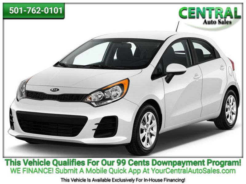 2017 Kia Rio LX | Hot Springs, AR | Central Auto Sales in Hot Springs AR