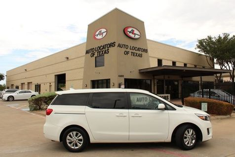 2017 Kia Sedona LX | Plano, TX | Consign My Vehicle in Plano, TX