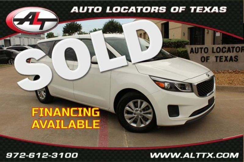 2017 Kia Sedona LX | Plano, TX | Consign My Vehicle in Plano TX
