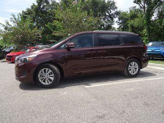 2017 Kia Sedona LX PREM PKG. LEATHER. HTD SEATS. 8-PASS SEFFNER, Florida 4