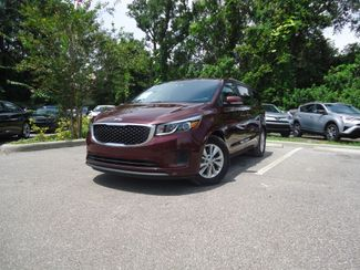 2017 Kia Sedona LX PREM PKG. LEATHER. HTD SEATS. 8-PASS SEFFNER, Florida 5