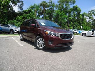 2017 Kia Sedona LX PREM PKG. LEATHER. HTD SEATS. 8-PASS SEFFNER, Florida 8