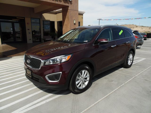 2017 Kia Sorento LX V6 3 ROW in Bullhead City Arizona, 86442-6452