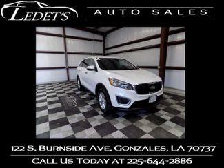 2017 Kia Sorento LX V6 - Ledet's Auto Sales Gonzales_state_zip in Gonzales