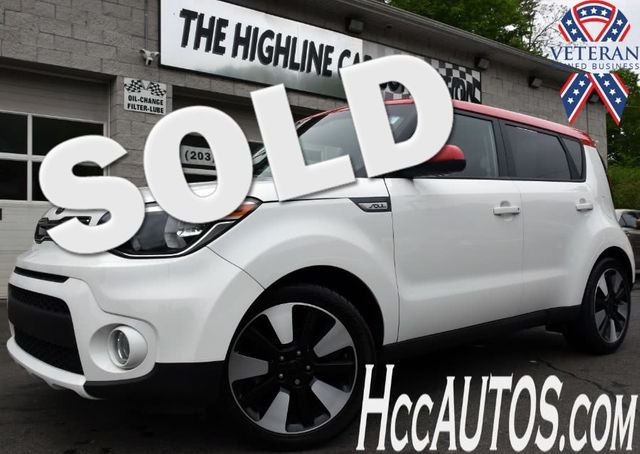 2017 Kia Soul + Waterbury, Connecticut