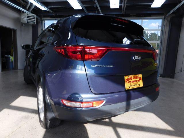 2017 Kia Sportage LX in Airport Motor Mile ( Metro Knoxville ), TN 37777