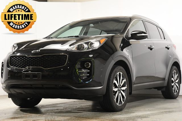 2017 Kia Sportage EX w/ Blind Spot/ Pano/Safety Tech in Branford, CT 06405
