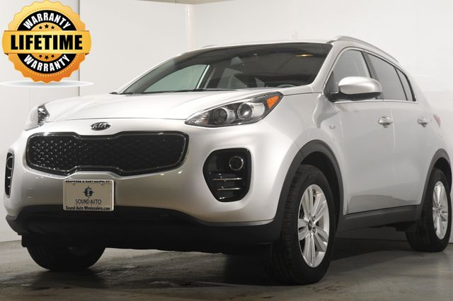 2017 Kia Sportage LX w/ Heated Seats