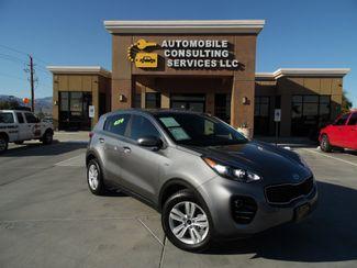 2017 Kia Sportage LX in Bullhead City Arizona, 86442-6452