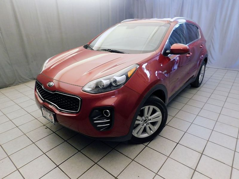 2017 Kia Sportage LX  city Ohio  North Coast Auto Mall of Cleveland  in Cleveland, Ohio