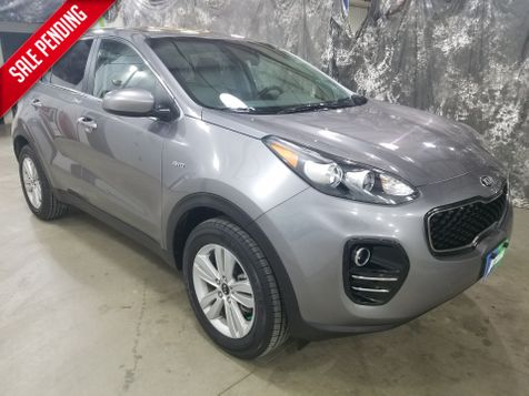 2017 Kia Sportage AWD LX in Dickinson, ND