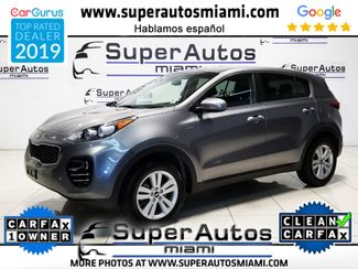 2017 Kia Sportage LX All-Wheel Drive in Doral, FL 33166