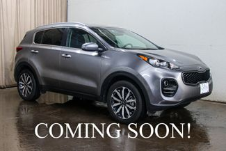 2017 Kia Sportage EX AWD w/Touchscreen INFOtainment, Backup in Eau Claire, Wisconsin