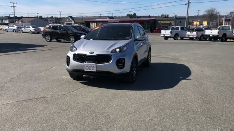 2017 Kia Sportage EX  in Bangor, ME