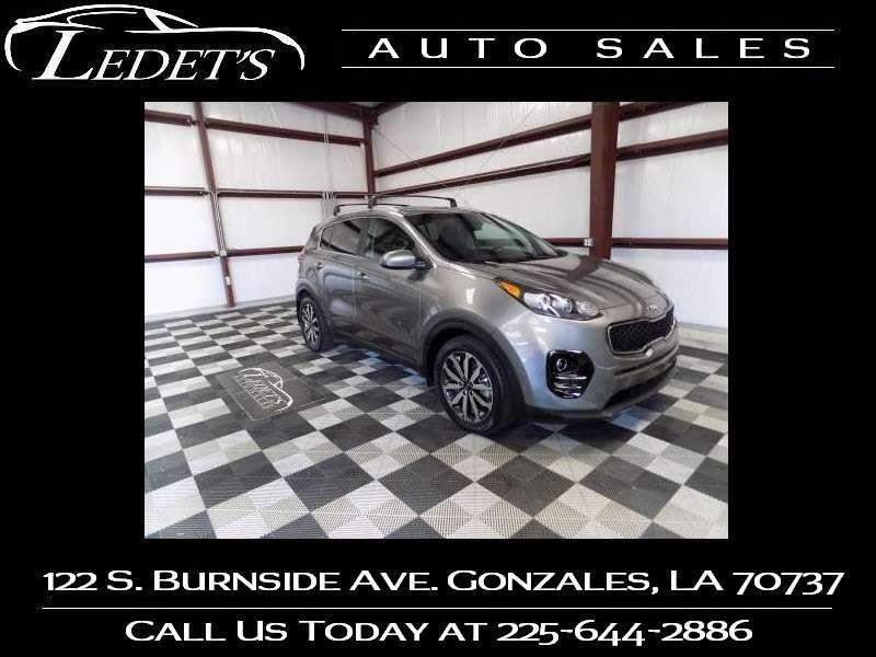 2017 Kia Sportage EX - Ledet's Auto Sales Gonzales_state_zip in Gonzales Louisiana