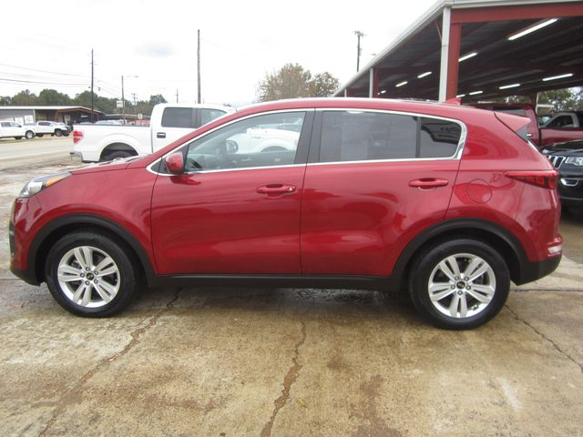 2017 Kia Sportage LX Houston, Mississippi 2