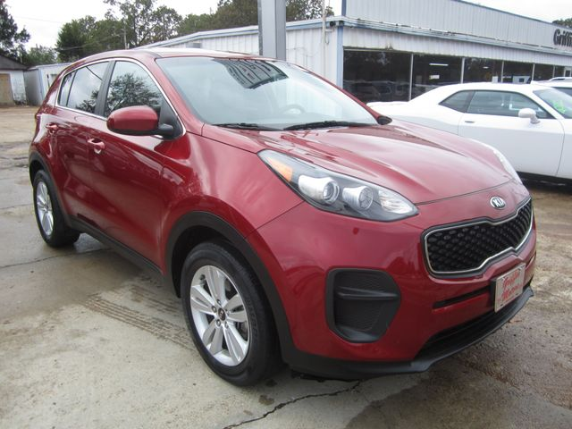 2017 Kia Sportage LX Houston, Mississippi 1