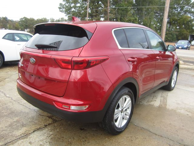 2017 Kia Sportage LX Houston, Mississippi 4