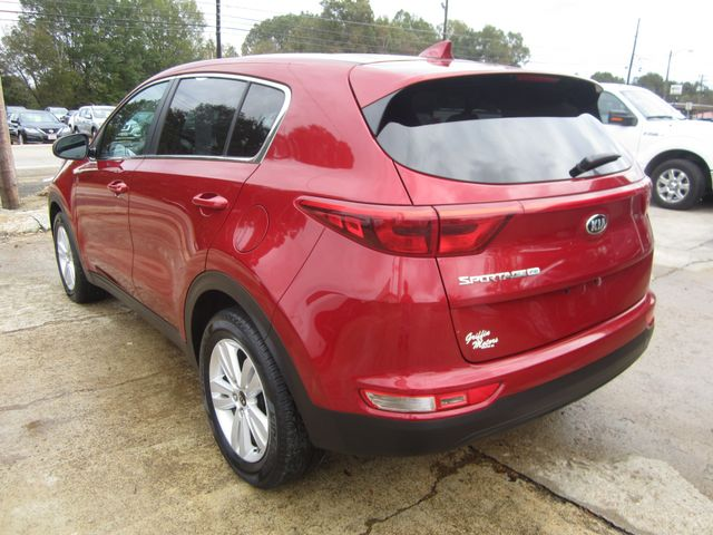2017 Kia Sportage LX Houston, Mississippi 5