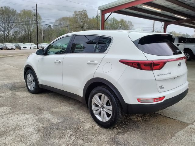2017 Kia Sportage LX Houston, Mississippi 4