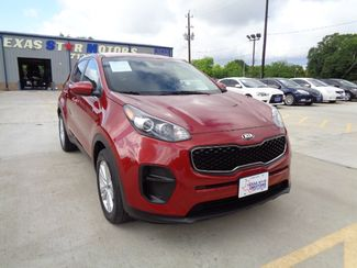 2017 Kia Sportage in Houston, TX