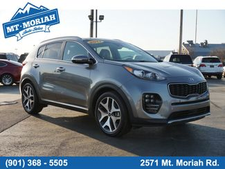 2017 Kia Sportage SX Turbo in Memphis, Tennessee 38115