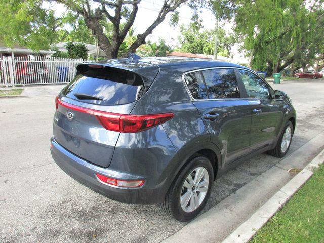 2017 Kia Sportage LX Miami, Florida 4