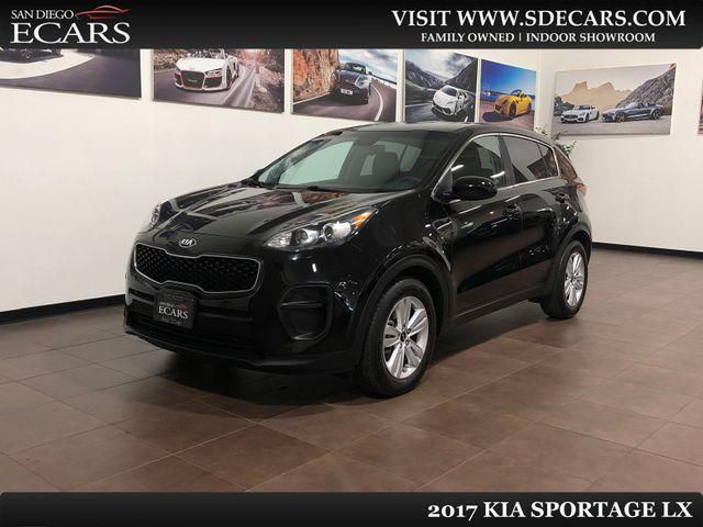 2017 Kia Sportage LX in San Diego, CA 92126