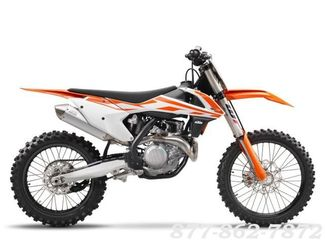 2017 Ktm 450 SX-F in Chicago, Illinois 60555