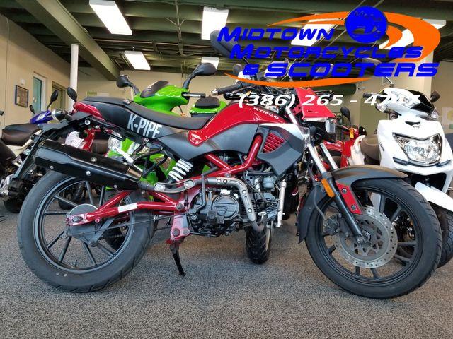 2017 Kymco K-Pipe 125cc