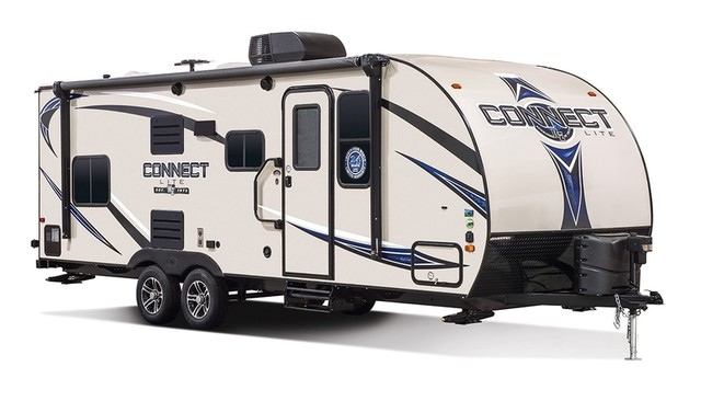 2018 Kz Connect Lite 211BH Mandan, North Dakota 0