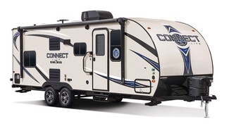 2018 Kz Connect Lite 211BH Mandan, North Dakota