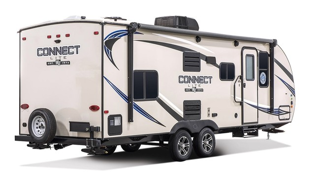 2018 Kz Connect Lite 211BH Mandan, North Dakota 2