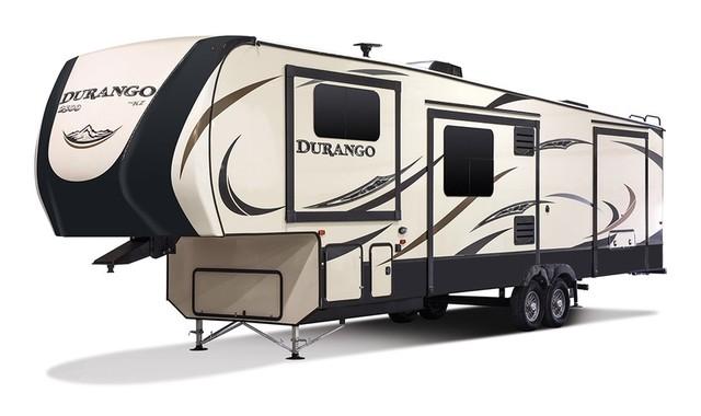 2017 Kz Durango 2500 340FLT Mandan, North Dakota 0