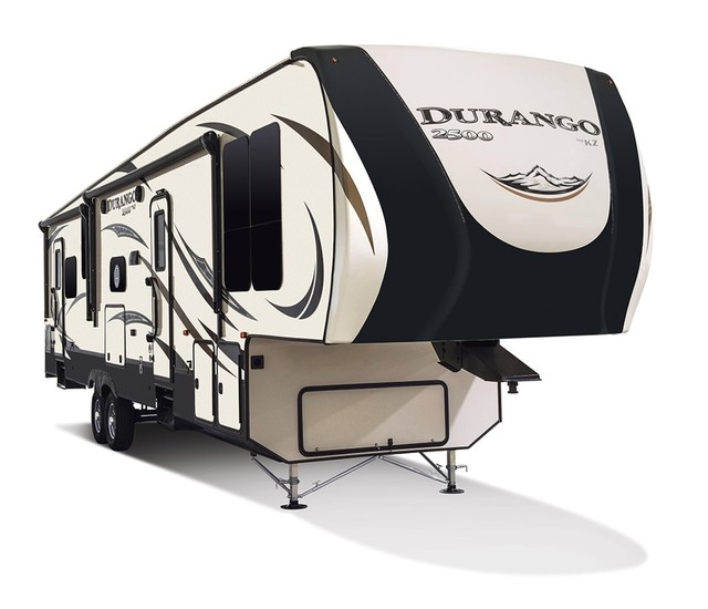 2017 Kz Durango 2500 340FLT Mandan, North Dakota 1
