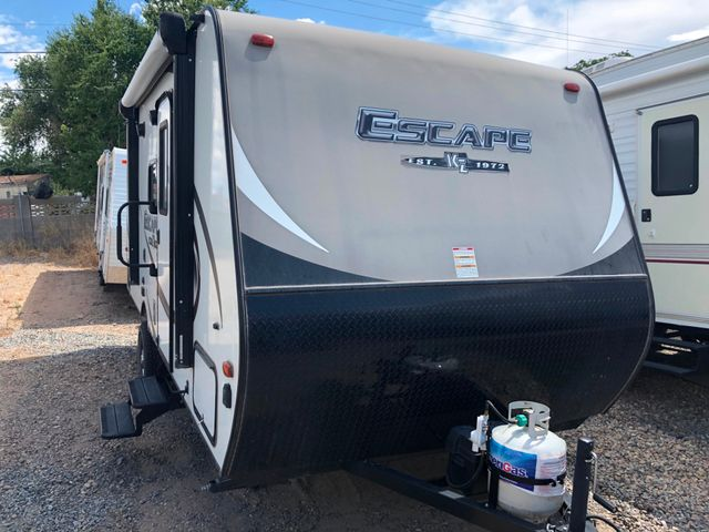 2017 Kz ESCAPE 191BH Albuquerque, New Mexico