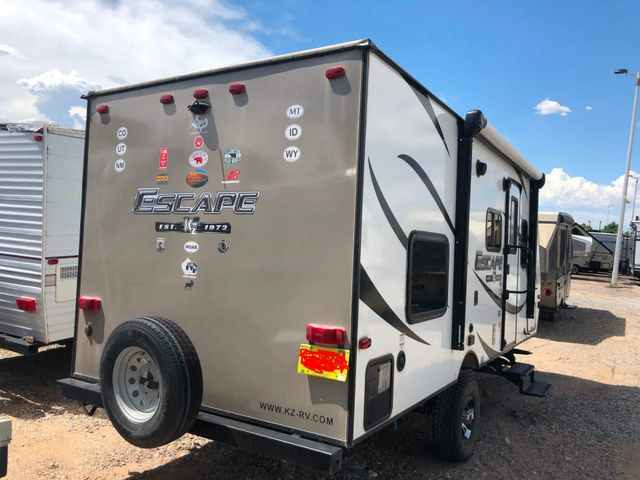 2017 Kz ESCAPE 191BH Albuquerque, New Mexico 2