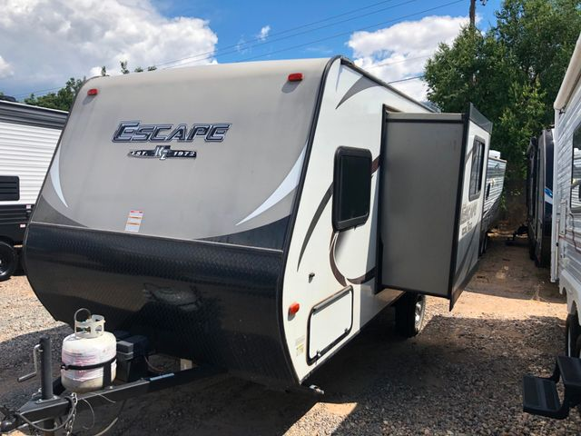 2017 Kz ESCAPE 191BH Albuquerque, New Mexico 4
