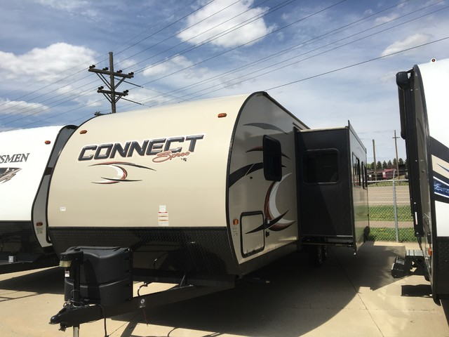 2017 Kz Connect 283BHS Mandan, North Dakota 0