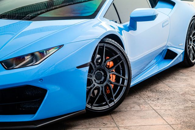 2017 Lamborghini Huracan DP Stage-3 Twin-Turbo System w/1500hp in Addison, TX 75001