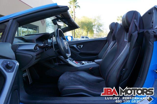 2017 Lamborghini Huracan LP 580-2 Spyder LP580 Convertible in Mesa, AZ 85202