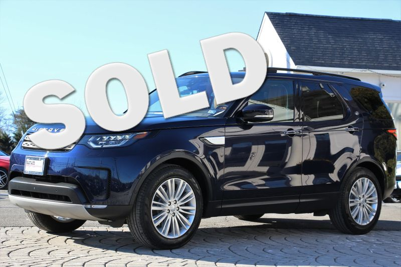 2017 Land Rover Discovery HSE Luxury Td6 in Alexandria VA