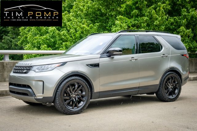 2017 Land Rover Discovery HSE Luxury PANO ROOF 3RD ROW SEAT