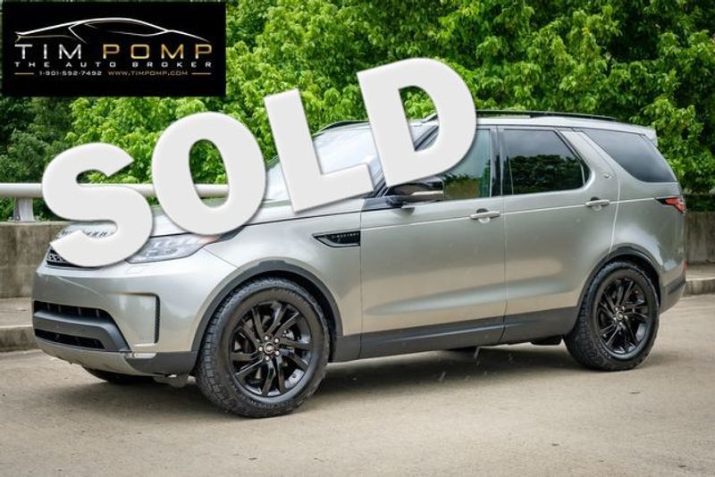 2017 Land Rover Discovery HSE Luxury | Memphis, Tennessee | Tim Pomp - The Auto Broker in Memphis Tennessee